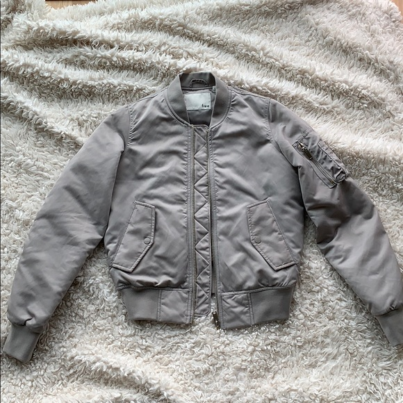6f6a244d8 Wilfred Free Bomber Jacket